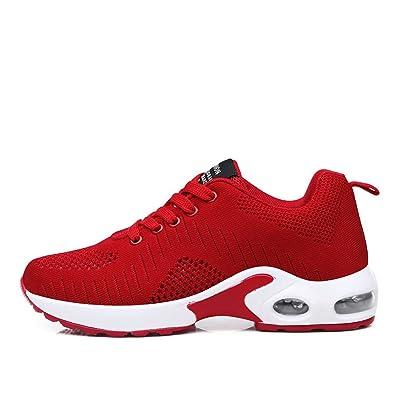 FLARUT Running Shoes Women's Casual Walking Athletic Non-Slip