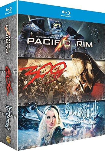 Pacific Rim + Sucker Punch + 300 [Blu-ray + Copie - Shop Movie Rim