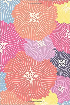 Florals 22: NDAS 365 Blank Journal, Trade 6' x 9': Volume 22 (Florals 365 Blank Journals)