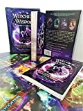 img - for Witches Wisdom Oracle Cards book / textbook / text book