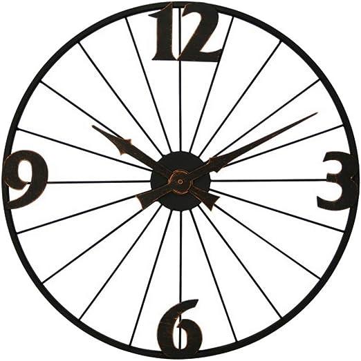 Rueda De Bicicleta Relojes De Cuarzo Silencioso Sin Marcar Tiempo ...