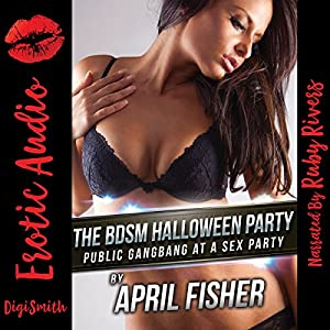 The BDSM Halloween Party Audiobook