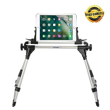 3D Cloud Phone Tablet Floor Stand Holder, IPhone IPad Mount Floor Desk Sofa  Bed Stand