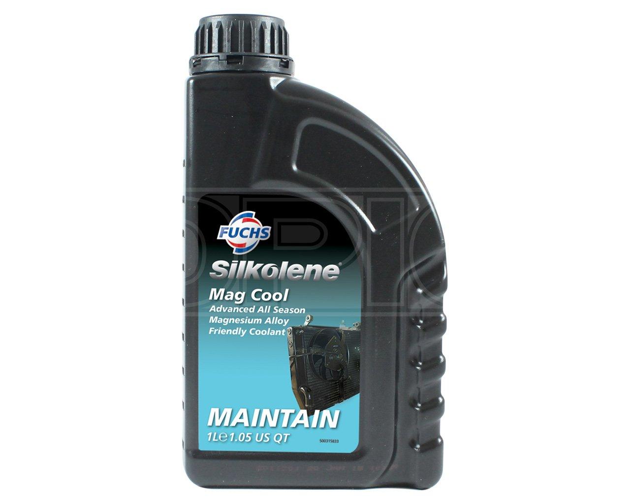 Silkolene Silk Mag Cool Coolant 1Lt 600928124
