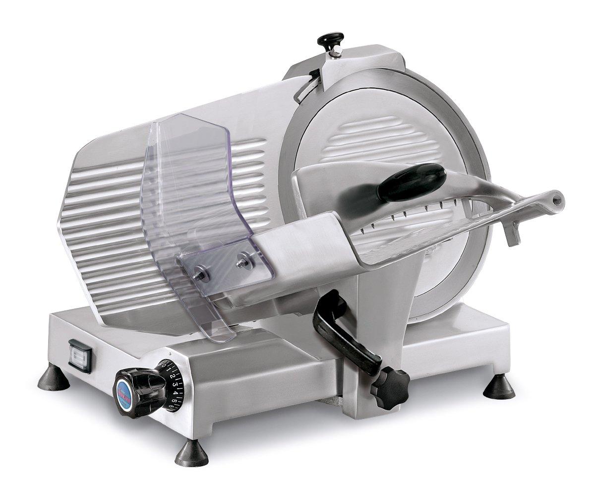 Sirman 15303528 Mirra 300 Plus Commercial Food Slicer, 12-Inch