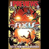 December 2014 Marvel Previews (English Edition)