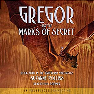 Gregor and the Marks of Secret Audiobook