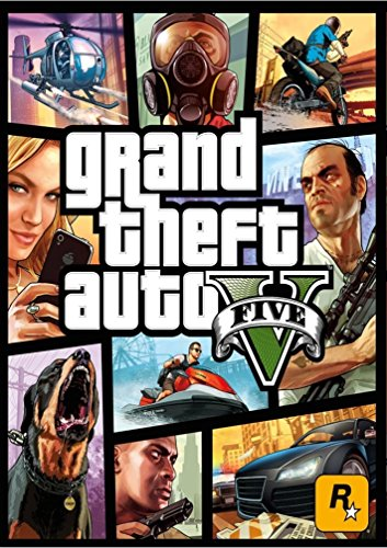 Grand Theft Auto V - GTA 5 Game - Pc Games Gta V