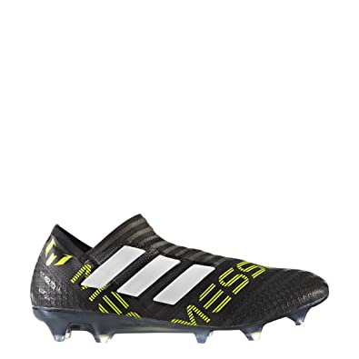 de15195cede1 adidas Nemeziz Messi 17+ 360AGILITY Firm Ground Cleats  CBLACK  (4.5)