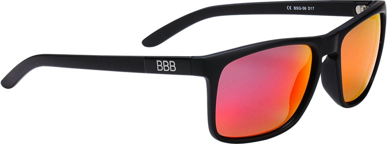 BBB Town PZ PC MLC BSG-56 Sportbrille matt schwarz/rot 2018 Sonnenbrillen g4YWzZeOC