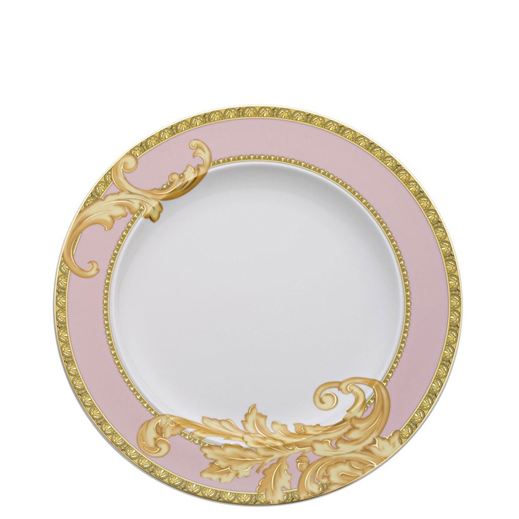 Versace Dinner Plate, 10 1/2 inch | Byzantine Dreams | dishwasher safe