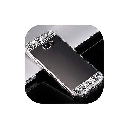 Amazon.com: Bling Diamond - Carcasa para Samsung Galaxy Note ...