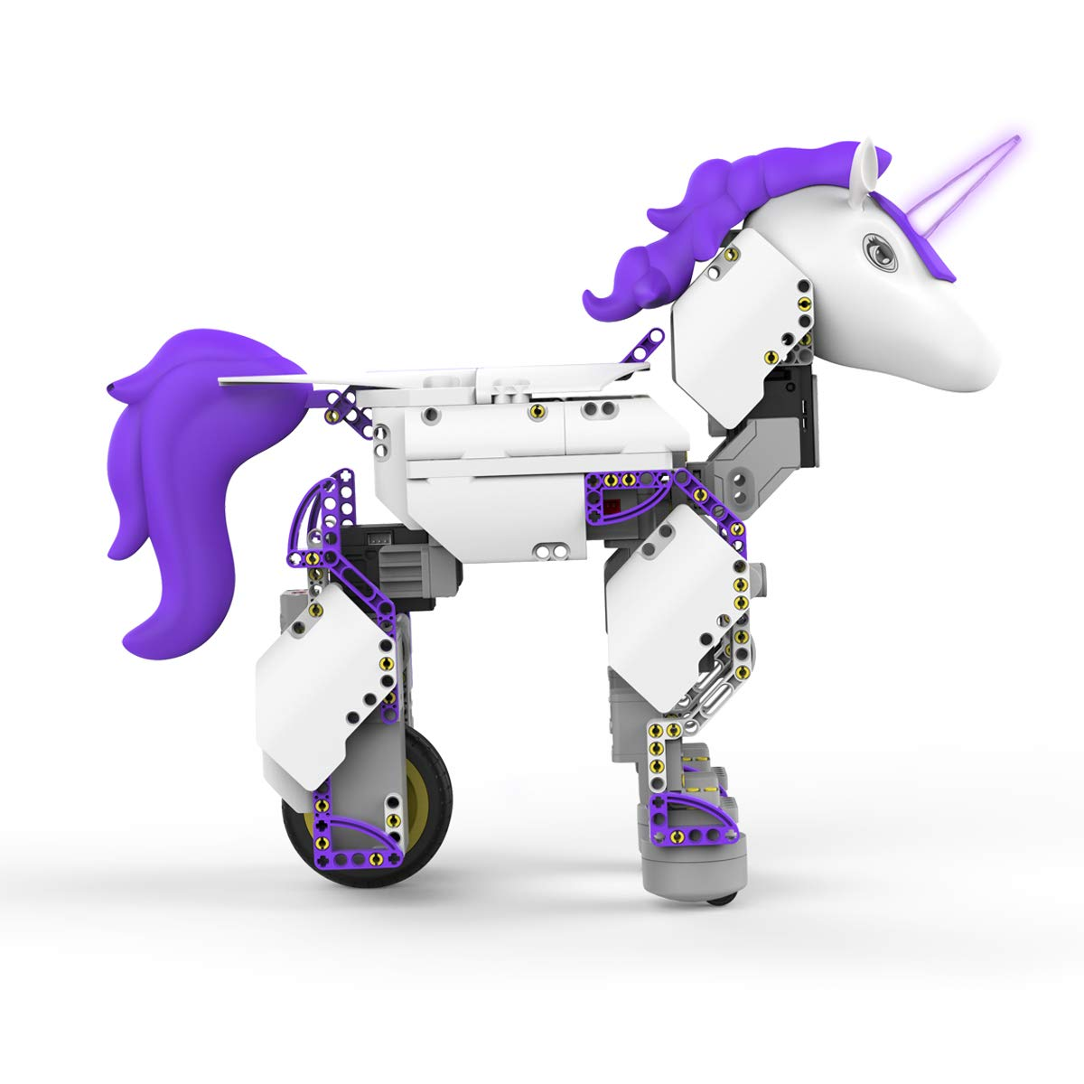 UBTECH Mythical Series: Unicornbot Kit-App-Enabled Building & Coding Stem Learning Kit by UBTECH (Image #7)