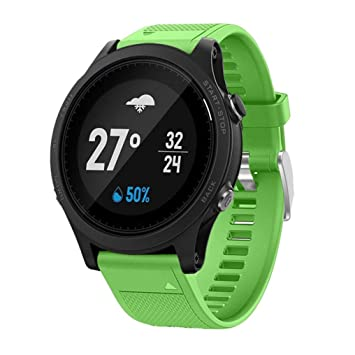 ESAILQ Smart Pulsera para Garmin Forerunner 935 GPS Watch ...