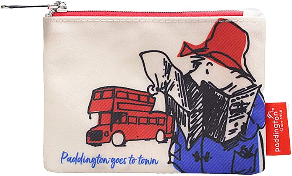 Half Moon Bay Paddington Bear Porte-monnaie Ville