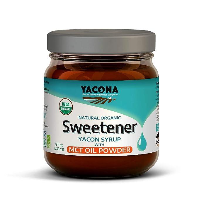 Probiotic Prebiotic Yacon Sweetener Premium Yacon Syrup