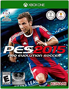 Pro Evolution Soccer 2015 for Xbox One Game