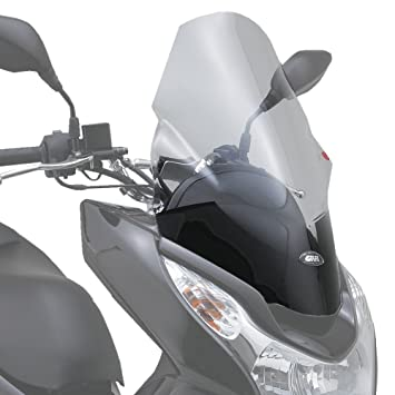 Givi D322st Replacement Wind Shield Honda Pcx 125 10 12 Pcx 150