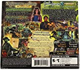 Mystery Master Nightmares from Deep, Dark Arcana, The Lost World, Treasure of the Ages, Cliff Hanger Castle, Pharaoh's Quest (6