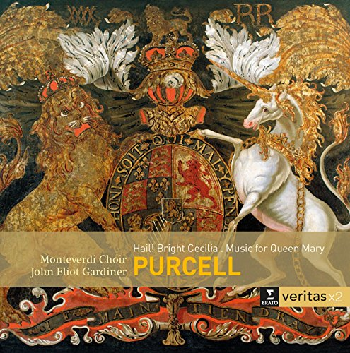 Price comparison product image Purcell: Hail, Bright Cecilia, Come ye Sons of Art, Queen Mary, Funeral Music