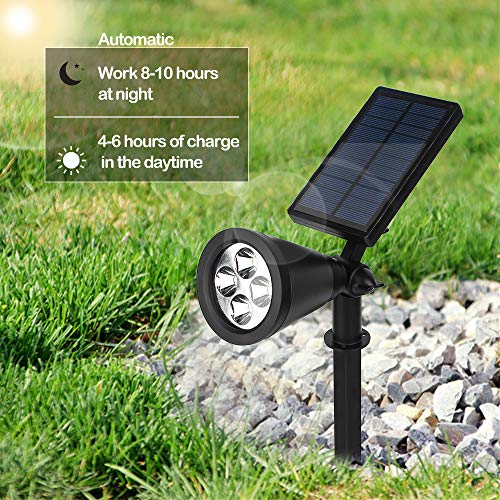 Outdoor Solar Grow Lights in US - 6