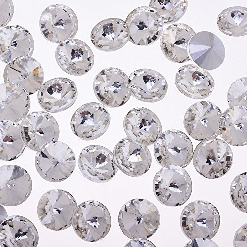 8mm Rhinestone crystal stone Glass Crystal beads glass cabochons handmade jewelry,Pointed Back,sold 50pcs/lot,10181650