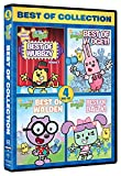 Wubbzy: Best Of Coll 4 Dvd Set