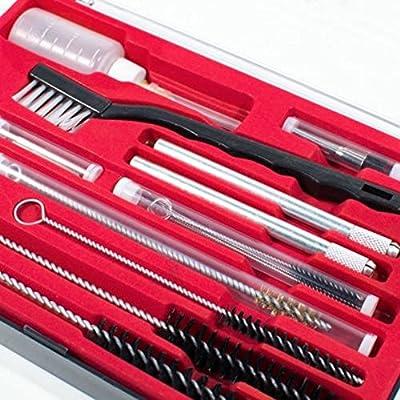 LIEOMO 23PCS Spray Gun Cleaning Kit Air Paint Tool Set