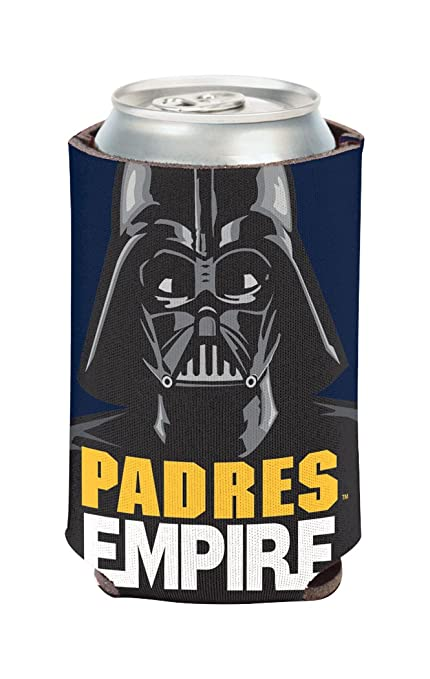 Image Unavailable. Image not available for. Color  MLB San Diego Padres Star  Wars Darth Vader Can Cooler 47069d3a8