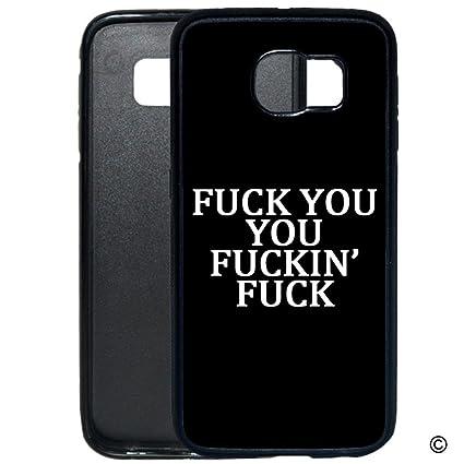 Amazon.com: Artswow S6 funda divertido teléfono celular ...