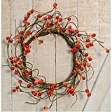 Heart of America Country Bittersweet Wreath 12''