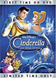 Cinderella DVD 2005 2-Disc Set Special Edition Platinum Collection