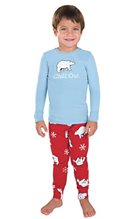 2c325b13a9 Amazon.com  PajamaGram Holiday 2-Piece Infant   Toddler Pajamas ...
