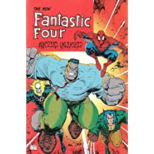 Fantastic Four: Monsters Unleashed