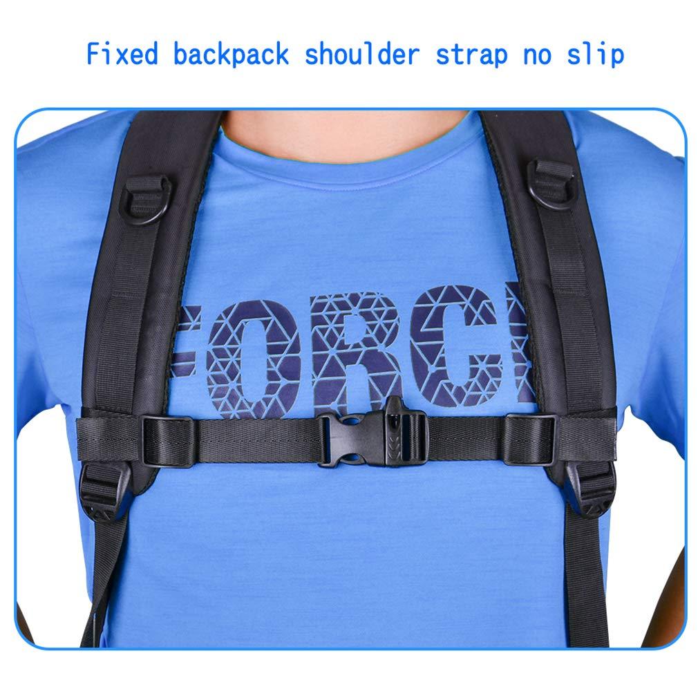 Backpack Chest Strap Oziral Heavy Duty Adjustable Backpack Sternum Strap Chest Belt