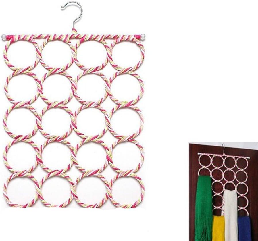 Caolator, percha multifunción porta corbatas o porta bufandas con ...