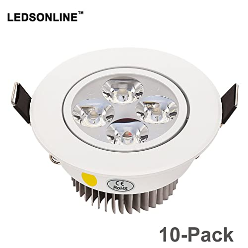 Led Dimmable Ceiling Light Amazon Co Uk