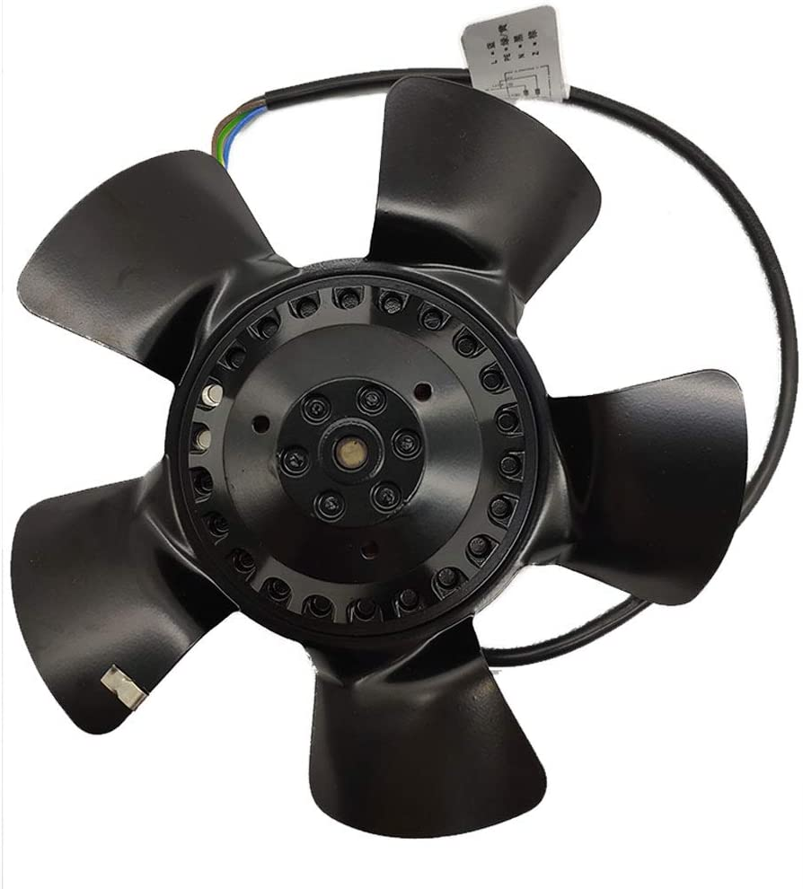 Original New Germany ebmpapst Axial Fan A2E200-AF02-01 for Siemens Spindle Servo Motor Fans 0.24A 50W Cooling Fans