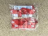 Cruise Lanyard Packaging Red