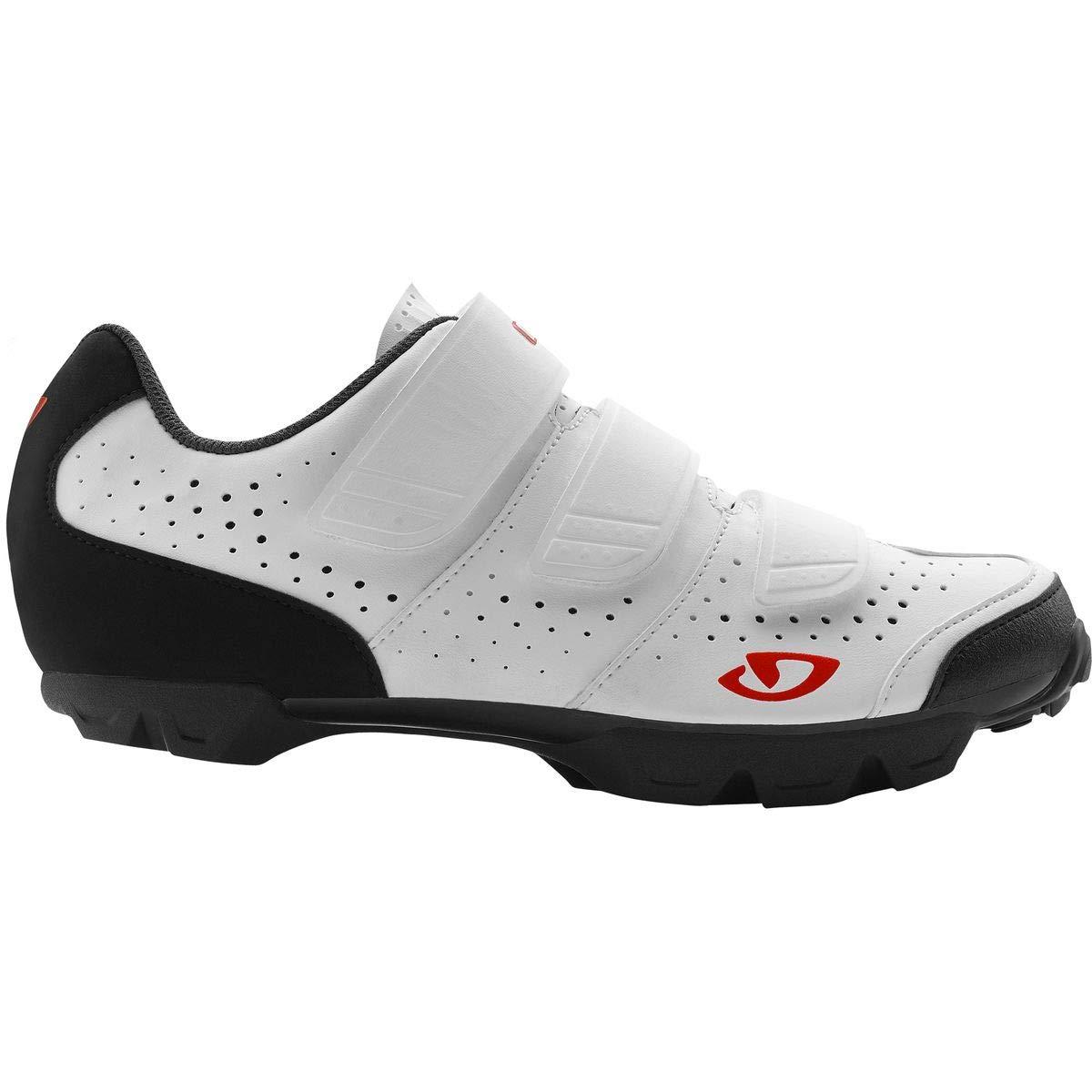 Giro Riela R Womens MTB Shoes White/Coral 36 by Giro (Image #1)