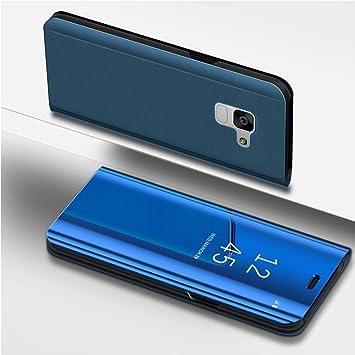 Funda Samsung Galaxy A8 2018 Cartera, Carcasa Samsung Galaxy ...