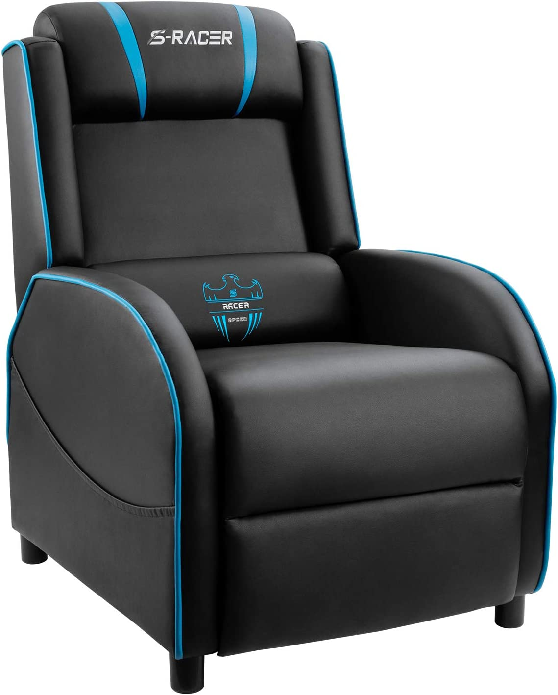 Homall Gaming Recliner Single Sofa Chair