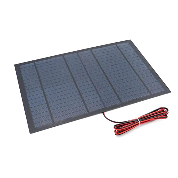 Portable 2w 6v 330ma Polysilicon Diy Solar Power Panel Battery Panel Kit For Light Battery Cell Phone Toys Chargers Kit Consumer Electronics