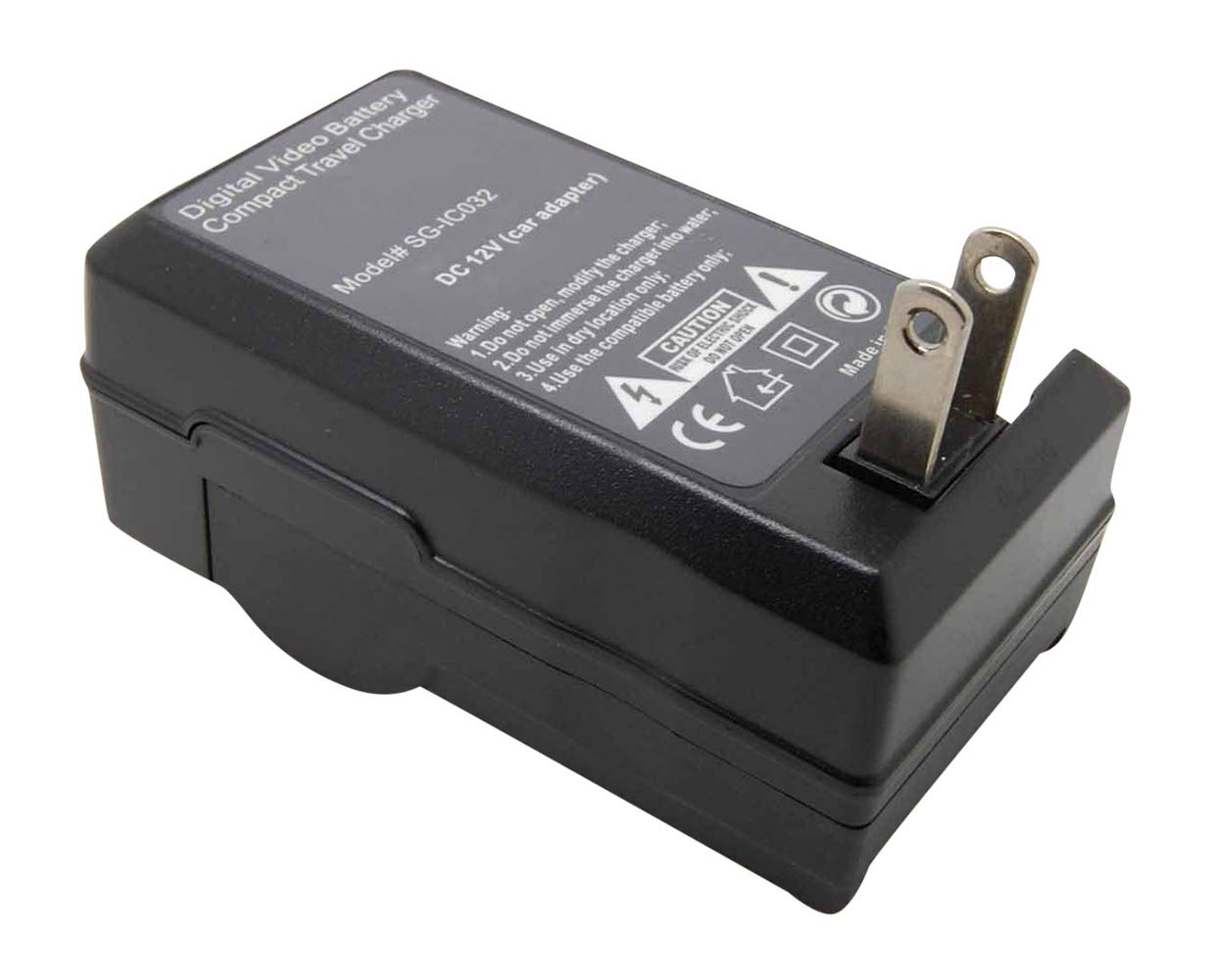 Amsahr Digital Replacement Camera and Camcorder Battery for Samsung BP-88B MV900F