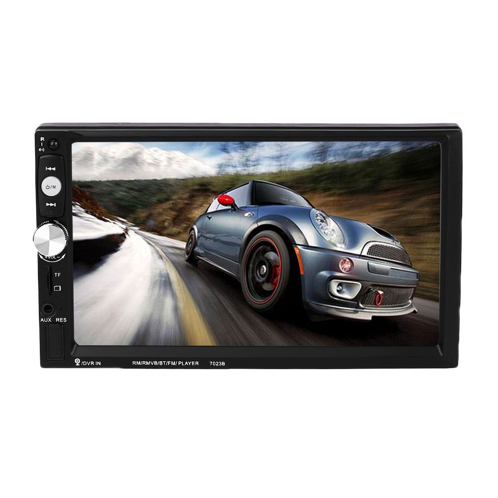 Sedeta 7 inch HD car video player touch screen DVR Media Players In Dash Bluetooth Stereo FM MP5 for your car