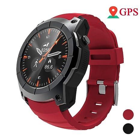 SODKK Smart Watch - Podómetro con Banda Deportiva GPS ...