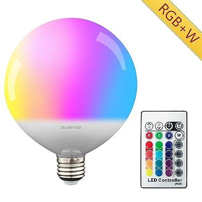 Rgbw Ampoule Led E27 Dimmable 10w Tausende Ampoule Led Couleur