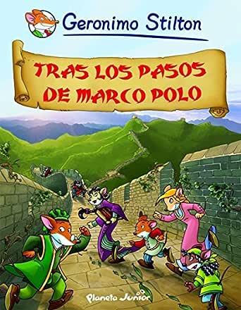 Tras los pasos de Marco Polo: Cómic Geronimo Stilton 5 (Comic ...