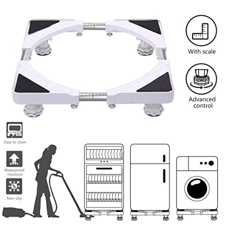 Base de lavadora Dewel ajustable 45 cm-70 cm Stent soporte Carga ...