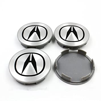 Automelody Pcs Mm A Set Of Wheel Center Caps Hubcap For Acura CL - Acura center caps